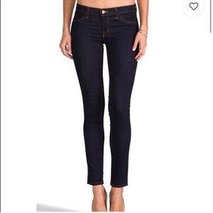 J Brand starless leggings ( dark wash)